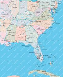 map of east coast states united states labeled map united states labeled map free usa