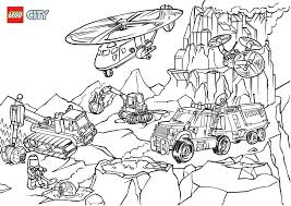 lego volcano coloring pages coloring page books and etc