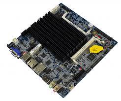intel bay trail j1900 thin mini itx embedded board with tpm