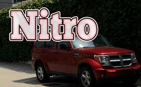 dodge car reviews regular car reviews 2009 dodge nitro slt
