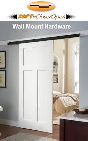 Barn Door Hardware Installation Soft Close Hardware Johnsonhardware Com Sliding Folding