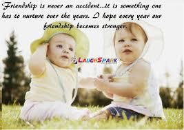 friendship quote photo frame two cute baby images friendship quotes cute pics on friendship