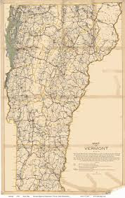 Map Vermont About Woodford Town Of Woodford