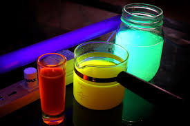 glow in the dark halloween party ideas 4 ways to make a glow in the dark fluid wikihow