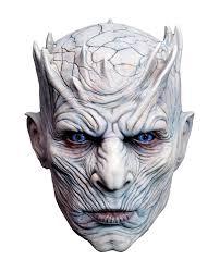 halloween 4 mask ebay men u0027s game of thrones white walker evil night king costume mask