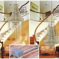 Wilshire Chandelier Wilshire Chandelier Light Lift Azontreasures Com