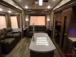 5th Wheel Living Room Up Front by 2018 Forest River Sabre 36bhq Fifth Wheel Piqua Oh Paul Sherry Rv