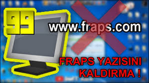 fraps full version sinirsiz çekim fraps yazısını kaldırma sınırsız video çekme 100 çalişiyor