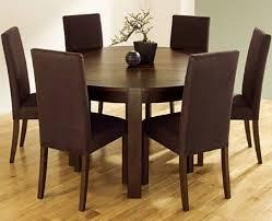 Dark Brown Laminate Flooring Furniture Minimalist Kitchen Table Dinette Sets Fashionable Dark