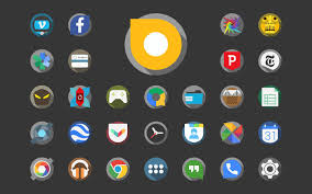 android icon pack featured top 25 best icon packs for android androidheadlines