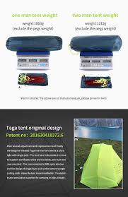 naturehike taga ultralight outdoor waterproof folding camping 2