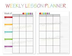 the polka dot posie new teacher u0026 homeschool planners plan it