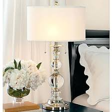 Nightstand Lamp With Usb Port Side Table Bed Side Table Lamp Best Bedside Ideas On Lamps