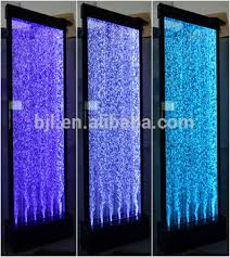 wedding backdrop led restaurant luxury decoration water wall wedding backdrop panel