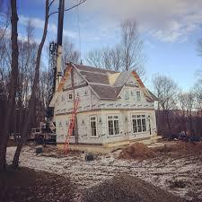 Energy Efficient Home Construction Modular Home Builder A Super Energy Efficient Modular Home After