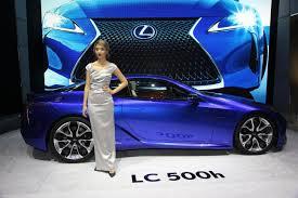 lexus lc 500 h prezzo nuova lexus lc 500h ibrida prezzi e foto automobilismo