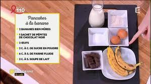 recette pancakes hervé cuisine recette pancakes à la banane
