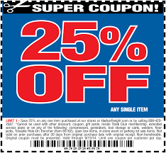 harbor freight coupon codes april 2015