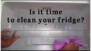 How To Clean The Kitchen by How To Clean The Fridge Easy And Quick Way The Kitchen Club