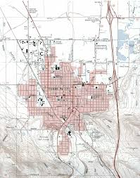 Astoria Oregon Map by Baker City Oregeon Tourist Map Baker City Oregon U2022 Mappery