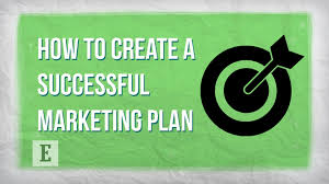 how to create a marketing plan youtube
