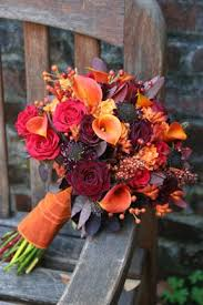 theme wedding bouquets 193 best fall wedding flowers images on fall