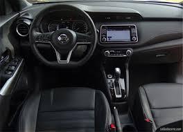nissan kicks interior nissan kicks testes salão do carro