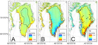 Map Equation Mass Balance Glacier Bytes