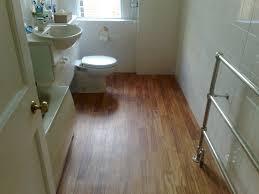 Laminate Flooring Transition Enchanting Laminate Flooring In The Bathroom With Additional Floor