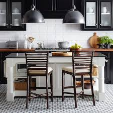kitchen island with barrelson kitchen island with black granite top williams sonoma