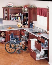 Ada Kitchen Design Wheelchair Accessible Cabinetrywww Mswheelchairamerica Org