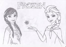 princess anna queen elsa frozen nellasart deviantart