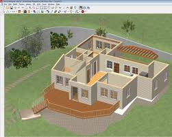 Spannew D Isometric Views Of Small House Plans Kerala Home - 3d home architect design deluxe