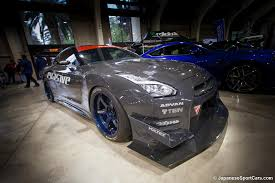 Nissan Gtr Blue - evasive nissan gt r with bensopra race version kit and mag blue