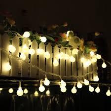 decoration led ft globe string lights for wedding