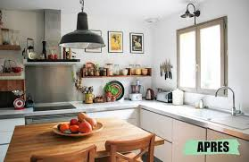 cuisine formica relooker relooking cuisine avant apres rnover une cuisine comment with