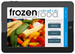 magazine guide cuisine homepage frozen food europe