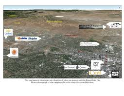 Reno Map Visiting Reno Battle Born Enduro