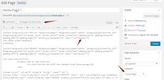 one page scroll wordpress theme manual u2013 awesome u0026 responsive
