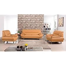 yellow living room set amazon com american eagle furniture 3 piece arcadia collection