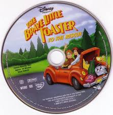 The Brave Little Toaster Movie The Brave Little Toaster To The Rescue Cd Wwwgetcoversnet Movie