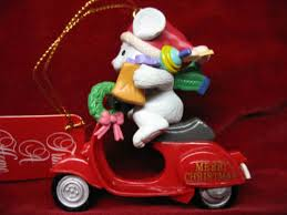 vespa ornament mouse a small frame vespa new