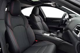 maserati steering wheel 2017 maserati ghibli s q4 nerissimo edition