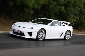 lexus lf a you can still buy a brand never driven lexus lfa autoguide