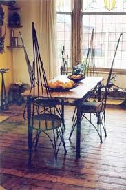 Yew Dining Table And Chairs Wrought Iron Dining Table And Chairs