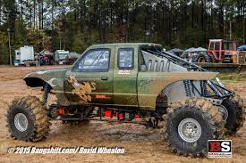 Old Ford Mud Truck - bangshift com fastest of the fast mud bog race