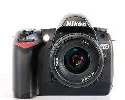 Memory Card Nikon D70 nikon d70