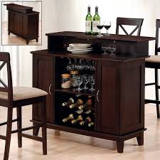 Small Bar Cabinet Furniture Furniture Small Bar Furniture With Wooden Bar Cabinet Combined