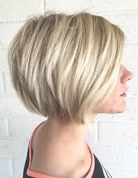 short stacked haircuts for fine hair that show front and back 70 winning looks with bob haircuts for fine hair blonde bobs
