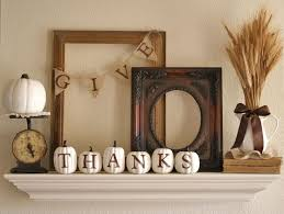 decorations for home best 25 thanksgiving mantle ideas on cheap
